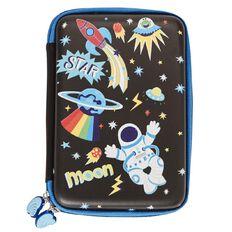Impact Pencil Case Hard Shell Astronaut