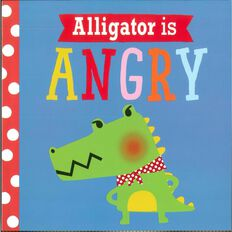 Playdate Pals: Alligator is Angry