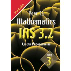Nulake Year 13 Mathematics Ias 3.2 Linerar Programming