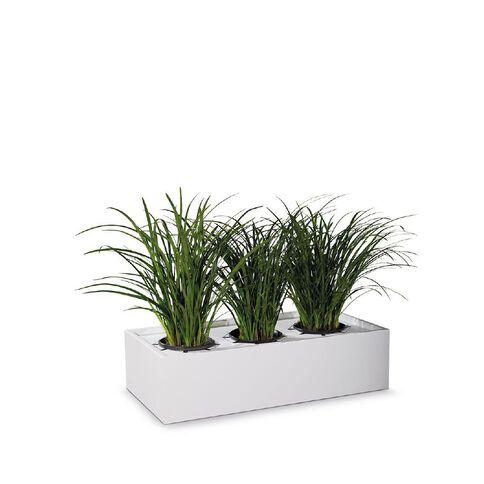Precision Smartstore Planter Satin White