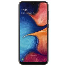 Vodafone Samsung Galaxy A20 Black