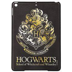 Harry Potter iPad 9.7 inch Hogwarts Case Black