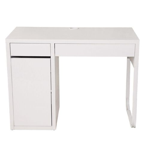 Workspace Moda II Desk White