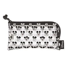 Mickey Mouse Clear Pencil Case