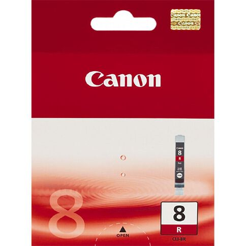 Canon Ink CLI8 Red (490 Pages)