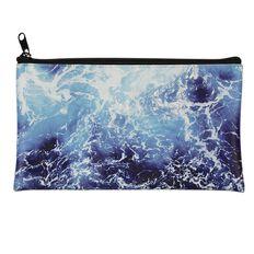WS Pencil Case Flat Sea