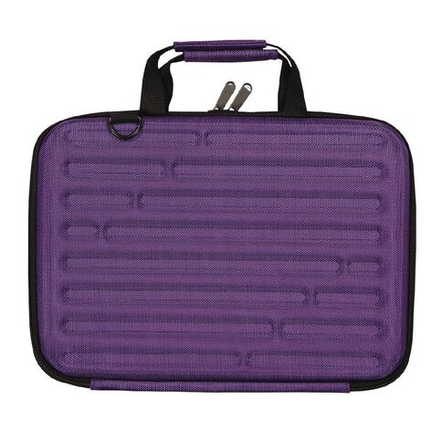 Tech.Inc 14.1 inch Hard-Shell Notebook Case Purple Purple