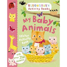 Bloomsbury Activity: My Baby Animals