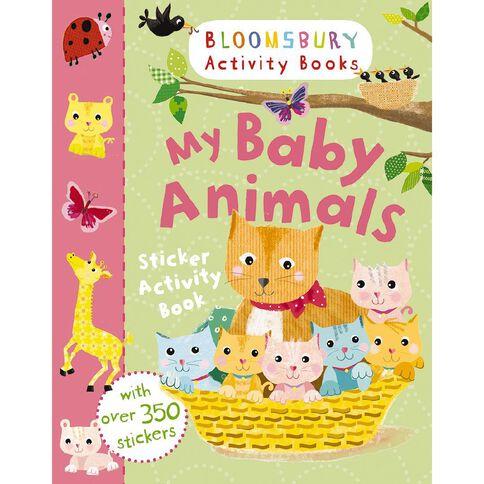 Bloomsbury Activity: My Baby Animals