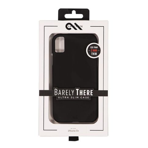 Casemate Iphone XR Barely There Black