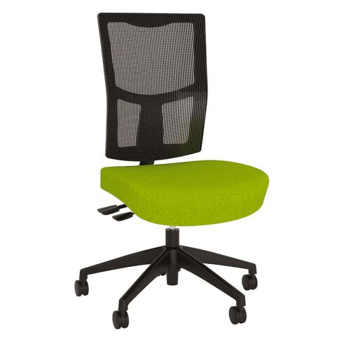 Chairmaster Urban Mesh Chair Avacado Green