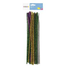 U-Do Chenille Glitter 30 Pack