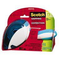 Scotch Easy Grip Packaging Tape Dispenser Blue