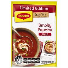 Maggi Smoked Paprika Soup 26g
