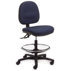 Chair Solutions Aspen Midback Tech Chair Amazon Venus Blue
