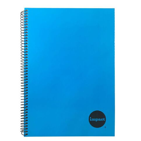 Impact Notebook Wiro Blue A4