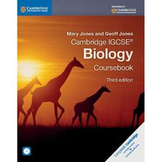 Igcse Year 11 Biology Coursebook