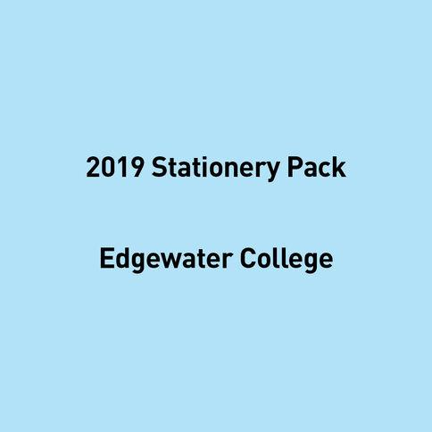 Edgewater College - Year 9 Essentials Pack