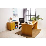 Workspace Harvard Desk 1500 Tawa