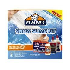 Elmer's Snow Slime Kit