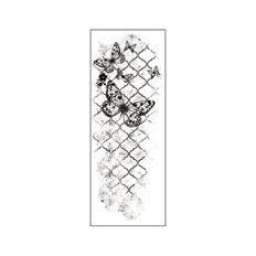 Kaisercraft Clear Stamps 50 x 130mm Texture Flutter
