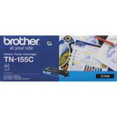 Brother Toner TN155 Cyan (4000 Pages)