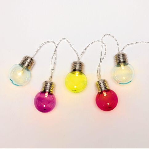 Kookie 20 LED Bulb String Lights