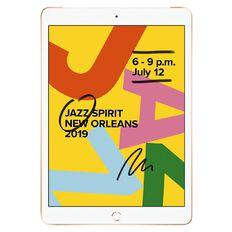 Apple iPad 10.2 inch Wi-Fi 32GB Gold