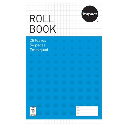 Impact Roll Book