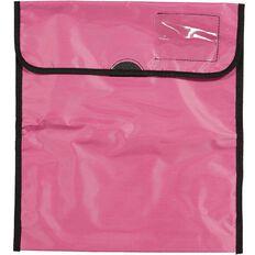 Impact Book Bag Zipper Pocket 36cm x 33cm Pink