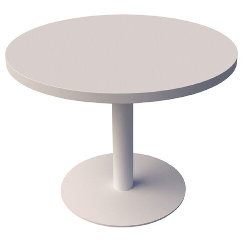 Classic Coffee Table White & Snow 450 Diameter