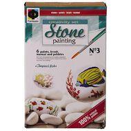 Fantazer Stone Painting Tropical Fish