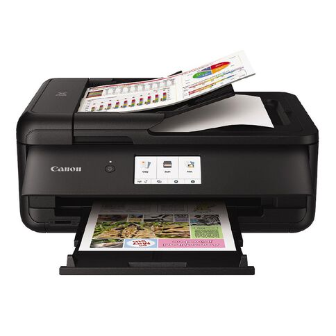 Canon PIXMA TS9560 A3 Printer Black
