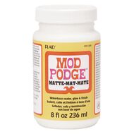 Mod Podge Matte 8oz Clear