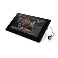 Wacom Cintiq 27 Qhd Interactive Display Pen & Touch Black