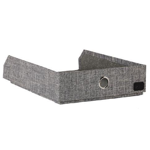 Uniti Document Tray RPET Grey A4