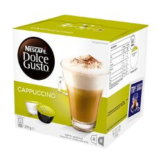 Nescafe Capsules Cappuccino 8 Pack