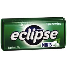 Eclipse Spearmint Pocket Mints 17g