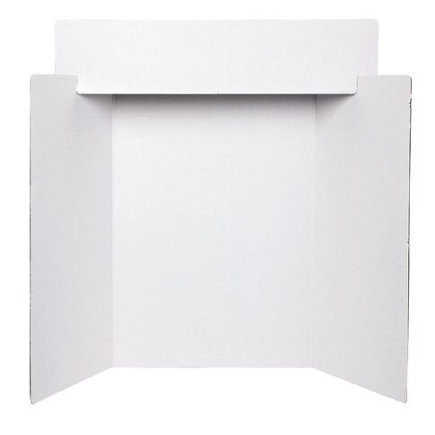 Science Project Board 950 x 1165mm White