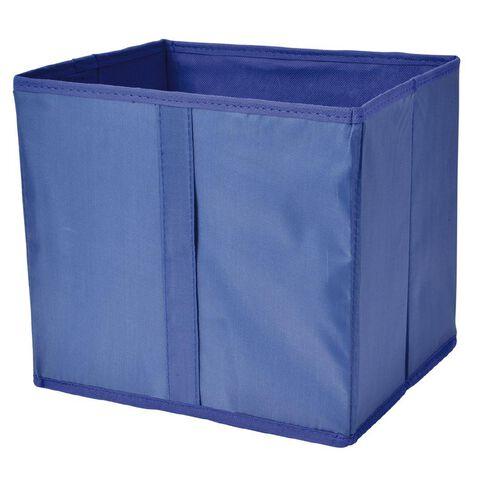 Living & Co Mia Bookcase Storage Insert Blue