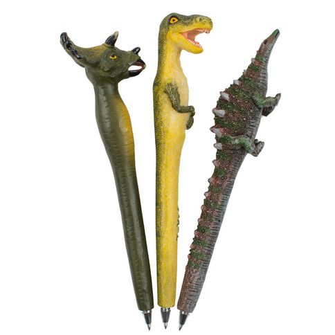 Novelty Pen Dinosaurs Assorted