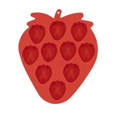 Living & Co Strawberry Silicone Ice Mould