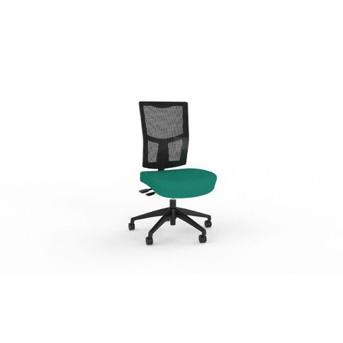 Chairmaster Urban Mesh Chair Emerald Green Green
