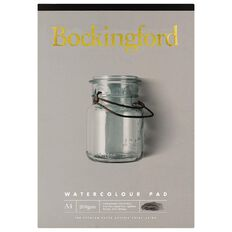 Bockingford Watercolour Pad 200gsm 20 Leaf A4