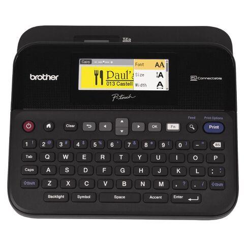 Brother PTD600 Desktop Label Maker