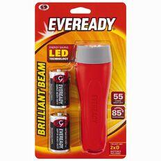 Eveready Brilliant Beam Torch 2D