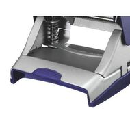 Leitz Metal 2 Hole Punch 30 Sheet Titan Blue