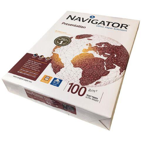 Navigator Presentation Paper 100gsm 500 Sheets A3