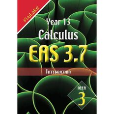 Nulake Year 13 Mathematics Eas 3.7 Integration
