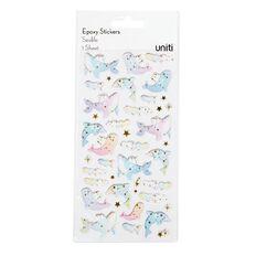 Uniti Epoxy Stickers Sealife